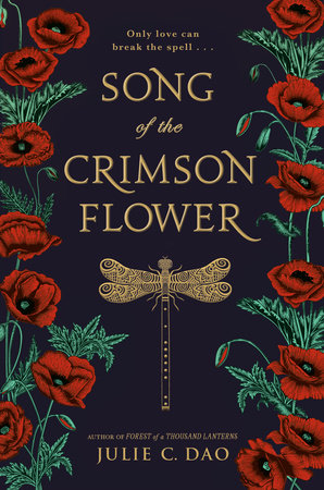 Image result for crimson flower book