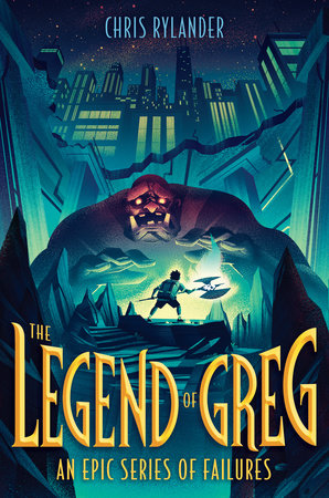 The Legend of Greg by Chris Rylander