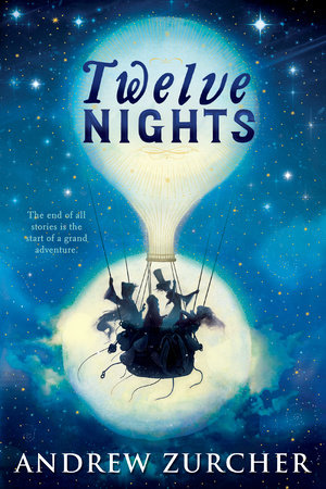 Twelve Nights by Andrew Zurcher