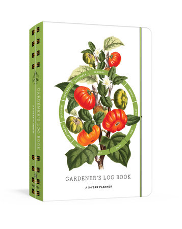 Gardener's Log Book by The New York Botanical Garden
