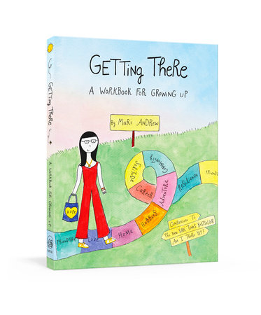 Getting There by Mari Andrew