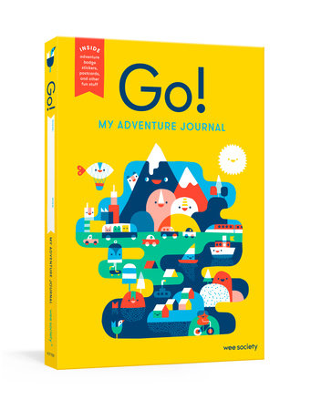 Go! (Yellow) by Wee Society