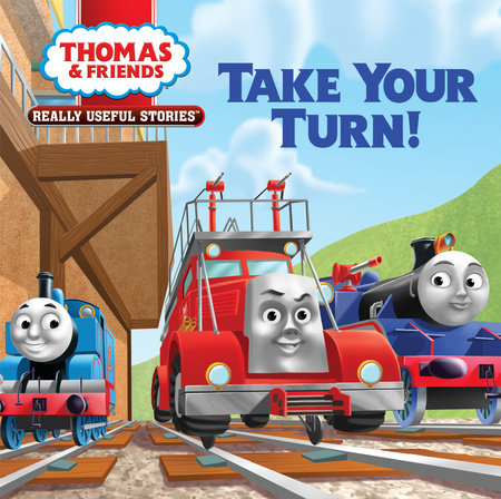 Thomas & Friends Really Useful Stories: Take Your Turn! (Thomas & Friends) by Random House