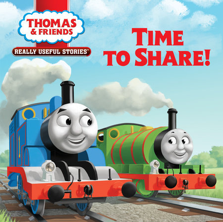 Thomas & Friends Really Useful Stories No. 1: Time to Share! (Thomas & Friends) by Random House