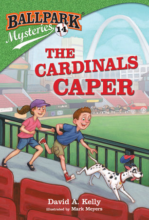 Ballpark Mysteries #14: The Cardinals Caper