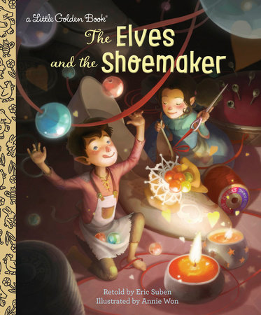The Elves and the Shoemaker by Eric Suben