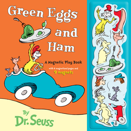 Green Eggs and Ham : A Magnetic Play Book by Dr. Seuss