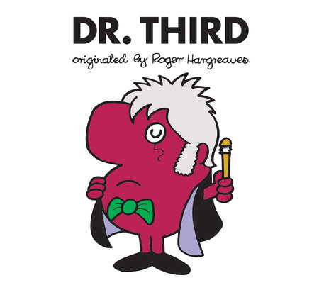Dr. Third by Adam Hargreaves