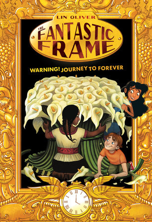 Warning! Journey to Forever #5 by Lin Oliver