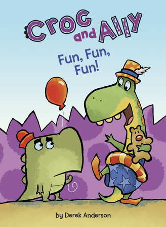 Fun, Fun, Fun! by Derek Anderson