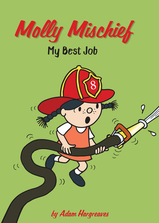 My Best Job by Adam Hargreaves