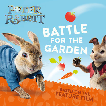 Battle for the Garden by Frederick Warne