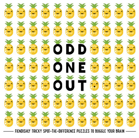 Odd One Out by Buster Books
