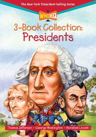Who HQ 3-Book Collection: Presidents by Who HQ