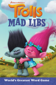 Trolls Mad Libs