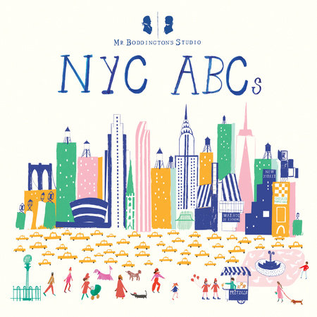 Mr. Boddington's Studio: NYC ABCs by Mr. Boddington's Studio