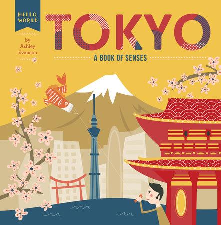 Tokyo by Ashley Evanson