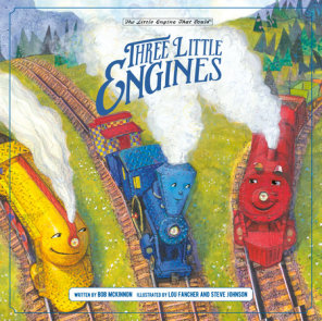 Three Little Engines