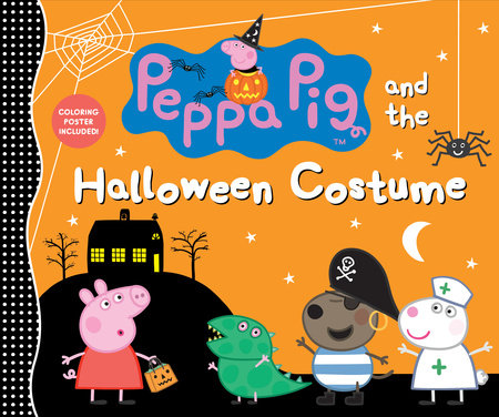 Peppa Pig and the Halloween Costume by Candlewick Press