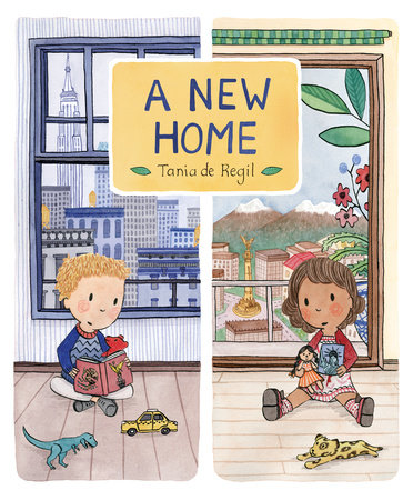 A New Home by Tania de Regil