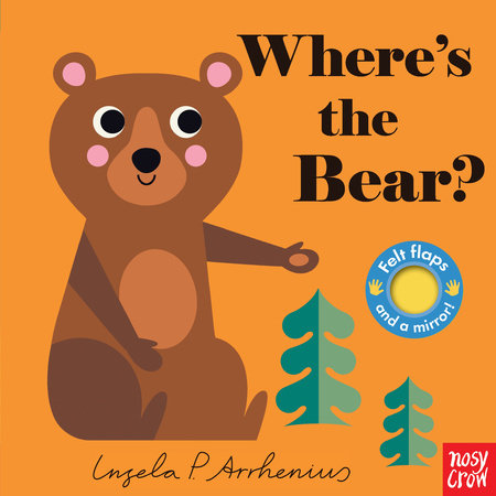 Where's the Bear? by Nosy Crow