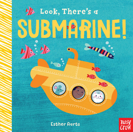 Look, There's a Submarine! by Nosy Crow