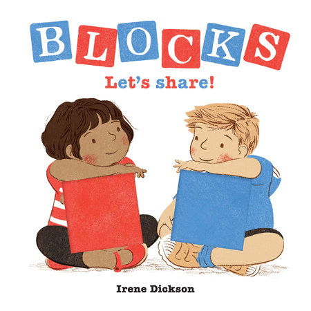 Blocks by Irene Dickson