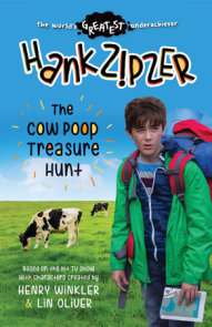 Hank Zipzer: The Cow Poop Treasure Hunt