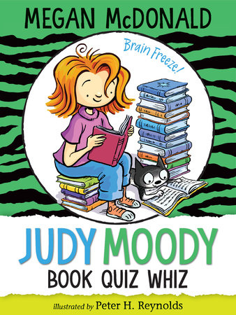 Judy Moody, Book Quiz Whiz by Megan McDonald