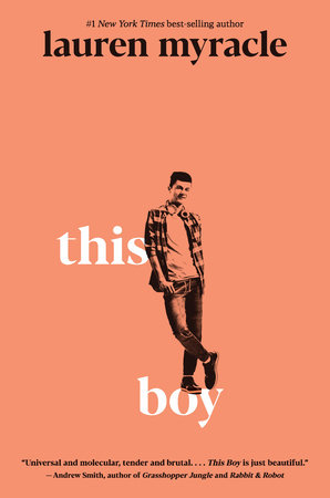This Boy by Lauren Myracle