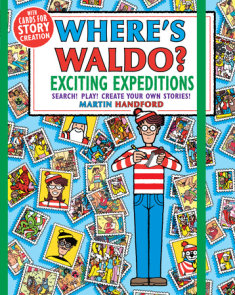 Where's Waldo? Exciting Expeditions