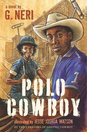 Polo Cowboy by G. Neri