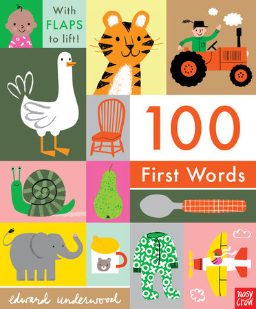 100 First Words by Nosy Crow