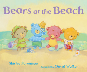 Bears at the Beach