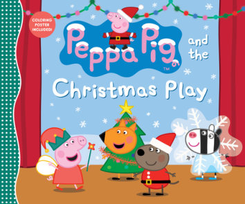 Peppa Pig and the Christmas Play