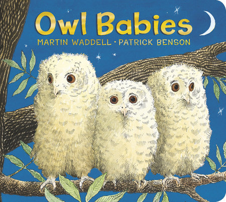 Owl Babies by Martin Waddell: 9780763695194 | PenguinRandomHouse ...