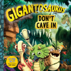 Gigantosaurus: Don't Cave In