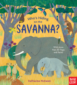 Who's Hiding on the Savanna?