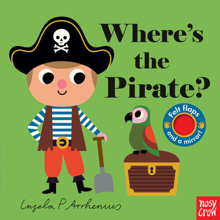 Where's the Pirate? by Nosy Crow