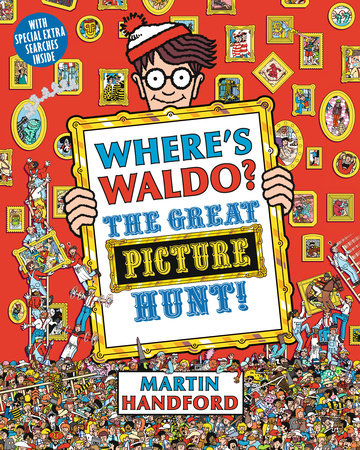 Where's Waldo? The Great Picture Hunt! by Martin Handford