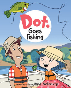 Dot Goes Fishing