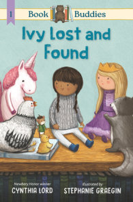 Book Buddies: Ivy Lost and Found