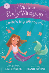 The World of Emily Windsnap: Emily's Big Discovery