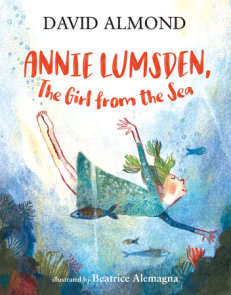 Annie Lumsden, the Girl from the Sea