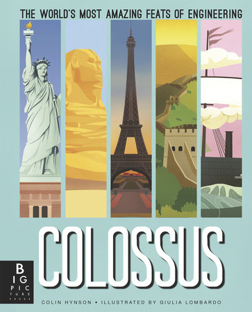 Colossus by Colin Hynson