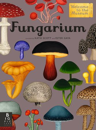 Fungarium by Gaya Ester