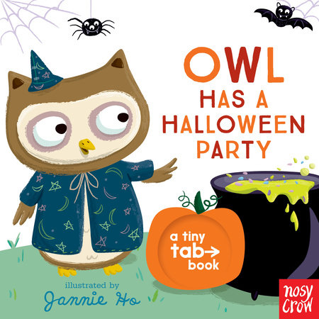 Owl Has a Halloween Party by Nosy Crow