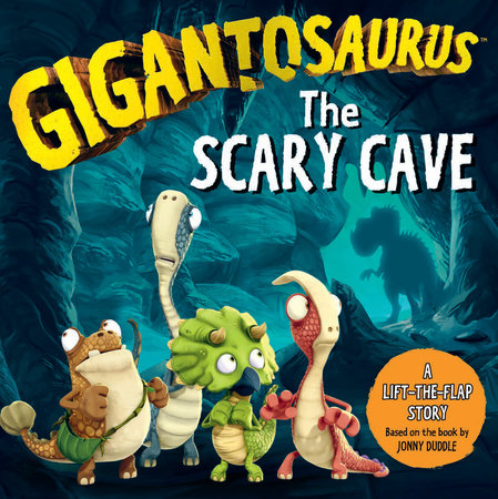 Gigantosaurus: The Scary Cave by Cyber Group Studios