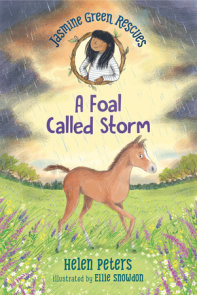 Jasmine Green Rescues: A Foal Called Storm