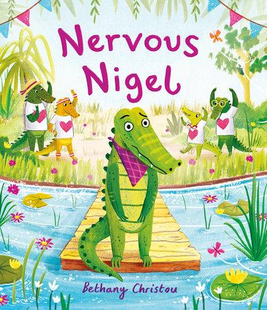 Nervous Nigel by Bethany Christou